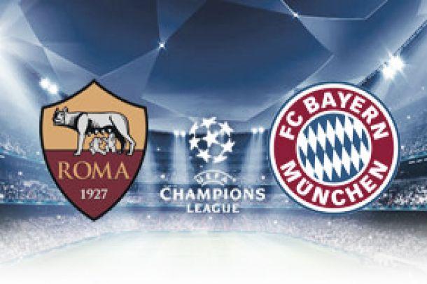 Roma - Bayern: servono undici gladiatori per fermare i campioni