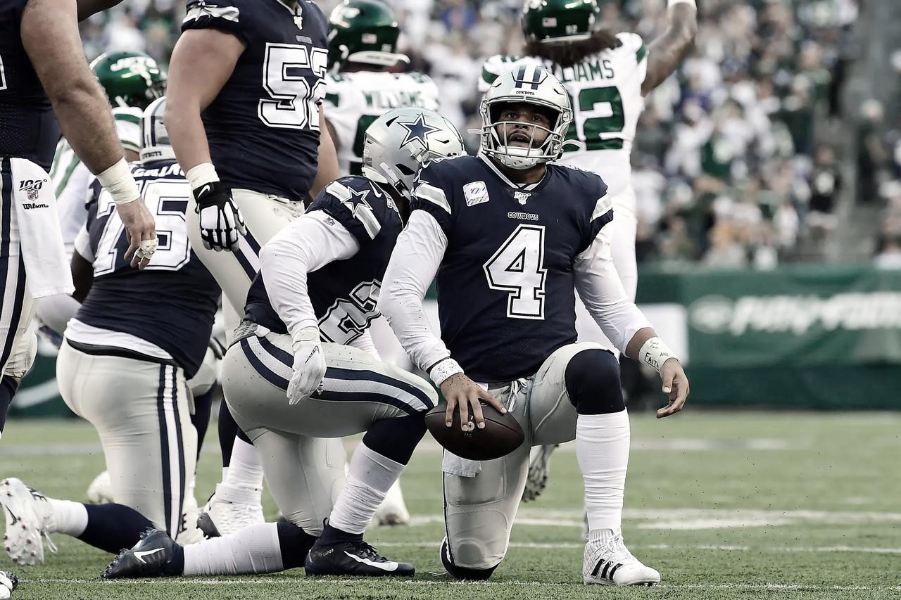 Los Jets ganan por primera vez en el año al vencer a Cowboys