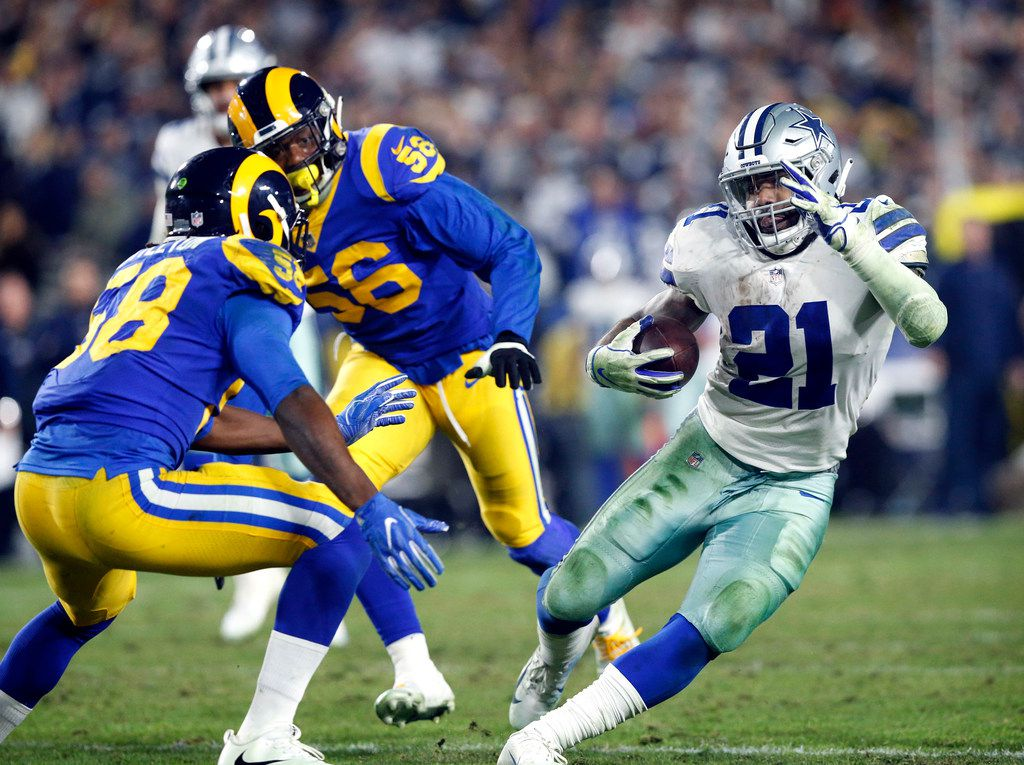 Cowboys and Rams face off on Sunday with lots to lose