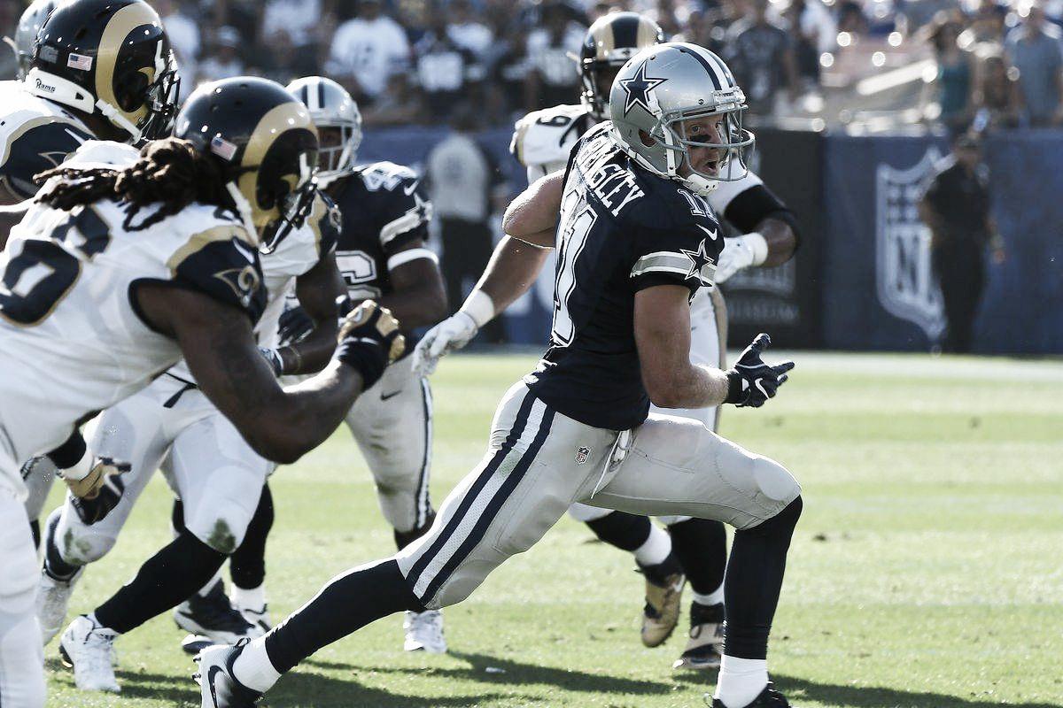 Previa Dallas Cowboys - Los Angeles Rams: duelo de ofensivas terrestres
