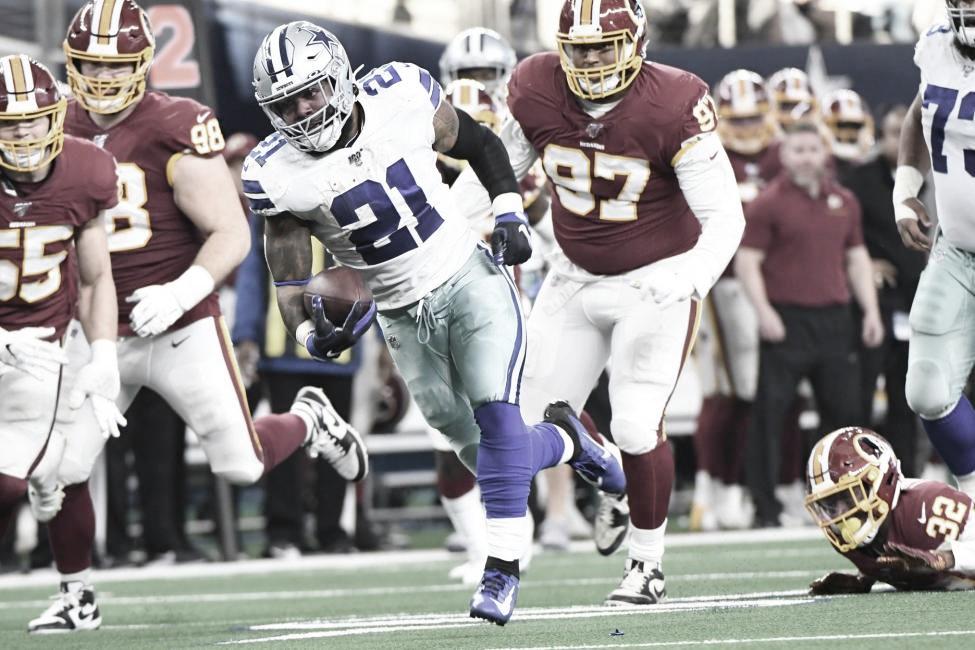 Cowboys vencen a Redskins, pero quedan fuera de playoffs