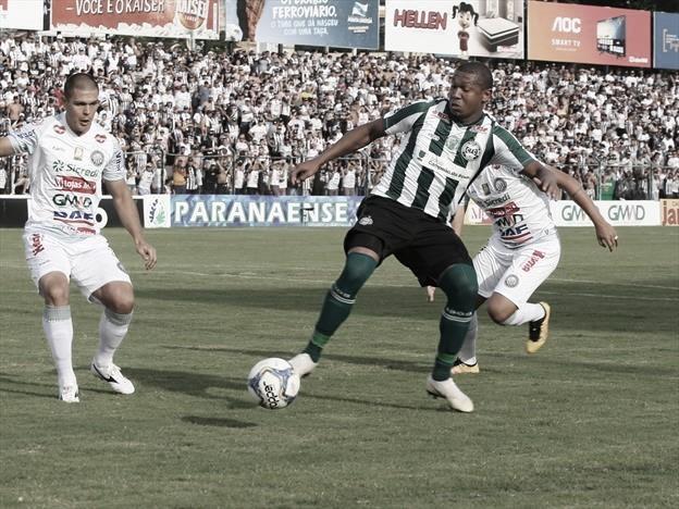 Em confronto regional, Operário enfrenta Coritiba pela Série B