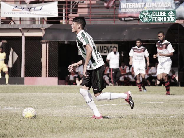 Pelo Grupo 26 da Copinha, Coritiba vence Flamengo-SP e se classifica para próxima fase