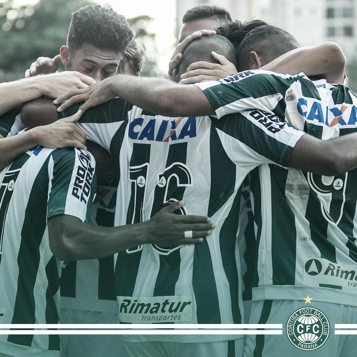 Nos pênaltis, Coritiba derrota São Caetano e avança para as oitavas da Copinha
