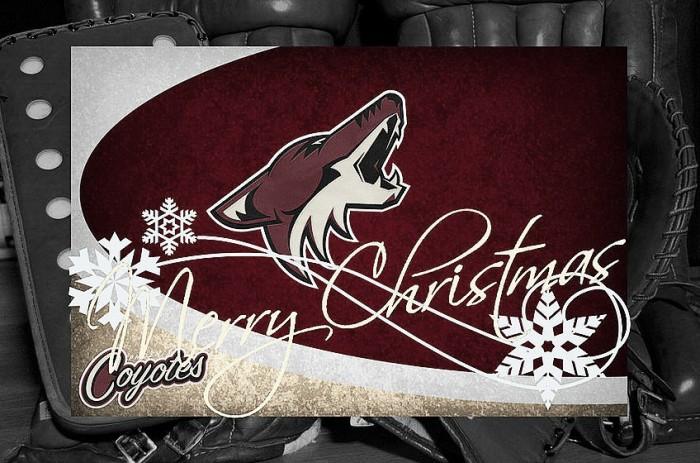 Arizona Coyotes: 12 days of Christmas