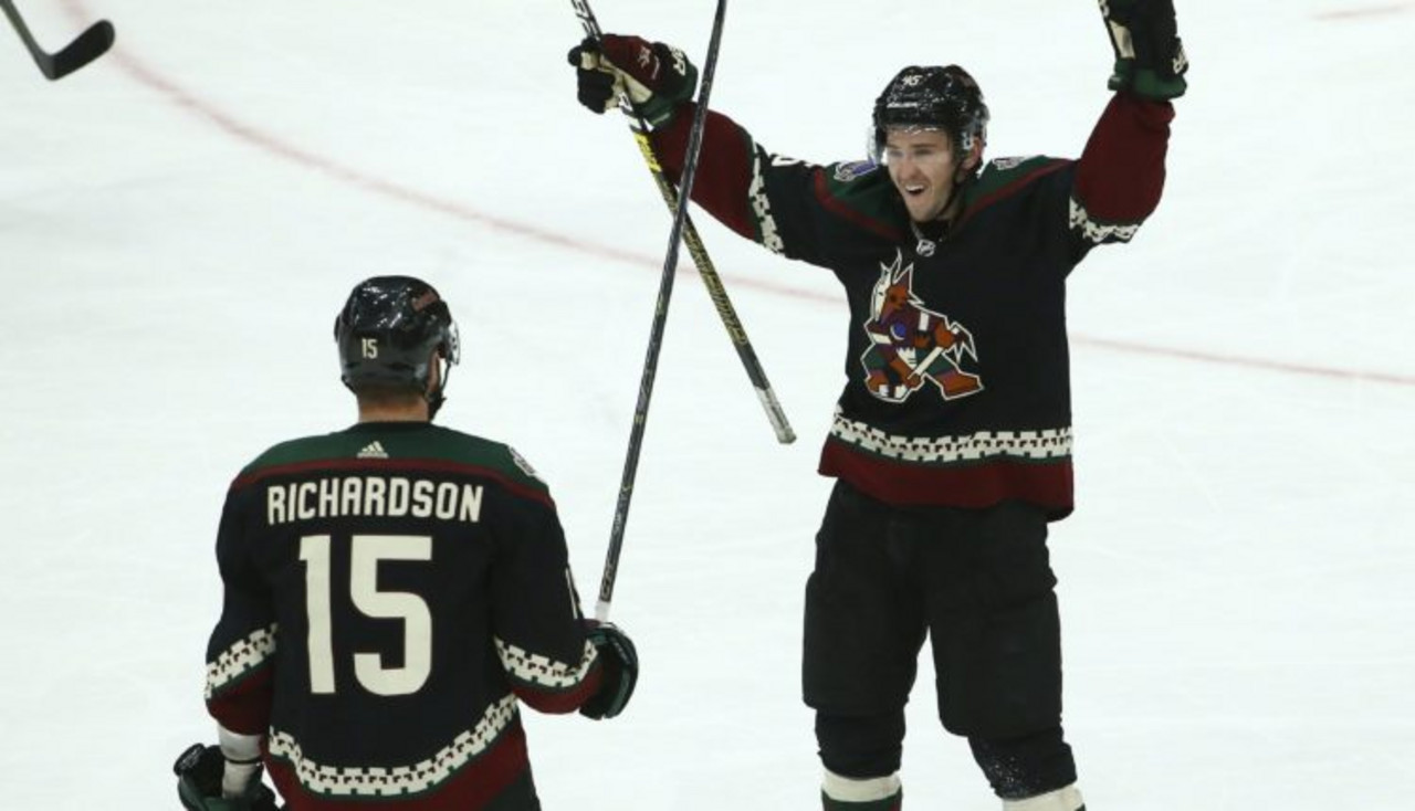 Arizona Coyotes: Salvage three-game home stand with big win over Colorado Avalanche