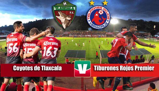 Tlaxcala F.C. - Tiburones Rojos Premier: dos equipos en ascenso