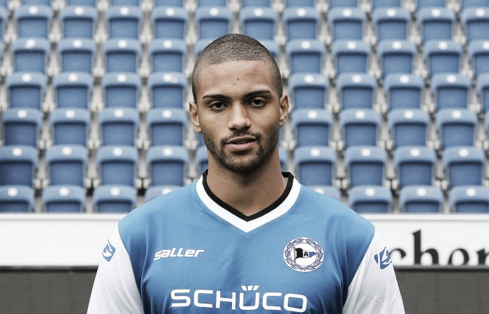Leverkusen defender Malcolm Cacutaluasigns permanently for Bielefeld