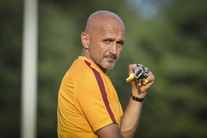 """Roma, Spalletti dopo l'amichevole contro Boston: """"Ripartiamo dal 4-3-3 con Dzeko"""""""