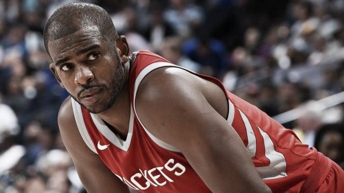 NBA, Chris Paul fuori dalle due alle quattro settimane
