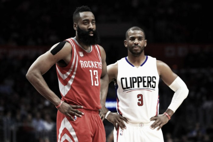NBA, gli Houston Rockets continuano il pressing su Chris Paul