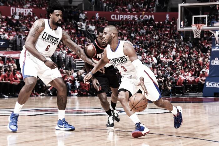 Nba playoffs, i Clippers battono i Blazers con la difesa (102-81)