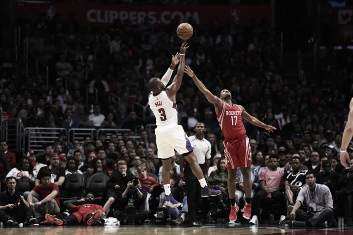 NBA, Clippers e Jazz vincono contro Rockets e Golden State