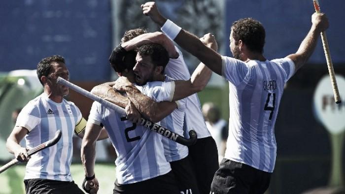 Río 2016: Argentina ruge en Brasil