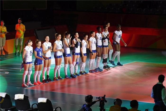 Rio 2016 Volley F - L'Italia saluta l'Olimpiade superando Portorico