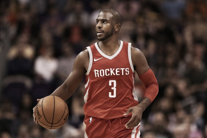 A look at Chris Paul So Far