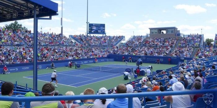 ATP - Cincinnati, risultati e programma. Oggi il debutto di Fognini