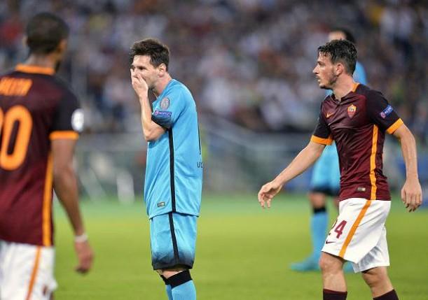 Florenzi - Messi, la pugna por el Premio Puskás