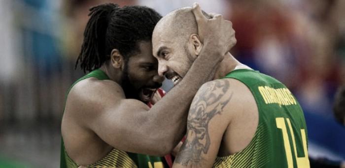 Histórico! Brasil vence Espanha com cesta no fim e sobrevive na Rio 2016