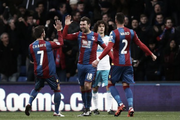 McClaren expresses disappointment after Palace tear apart Newcastle