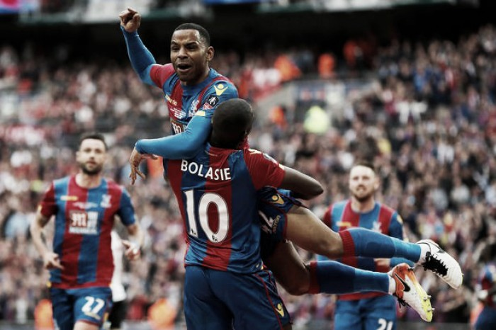 Crystal Palace draw Blackpool in EFL Cup second round