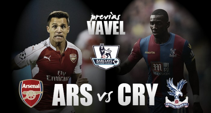 Crystal Palace v Arsenal Preview: Sides gear up for London derby with both looking towards future goals