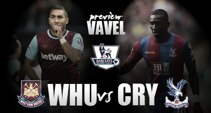 Crystal Palace - West Ham Preview: Eagles looking to soar out of danger