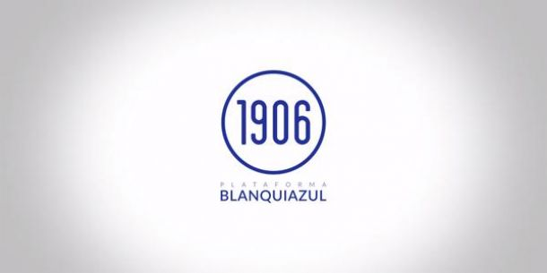 Nace la Plataforma Blanquiazul 1906