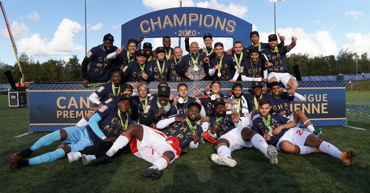 Forge FC become CPL Champions in2020 for second consecutive year