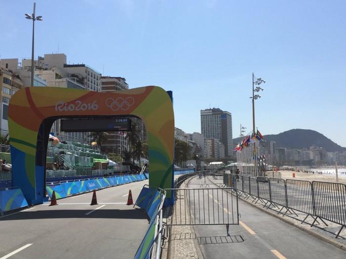 Mochila é encontrada em Copacabana e esquadrão antibomba é acionado
