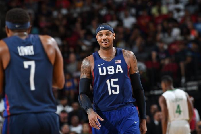 Rio 2016, basket maschile - Buona la prima per Team USA, Cina abbattuta 119-62
