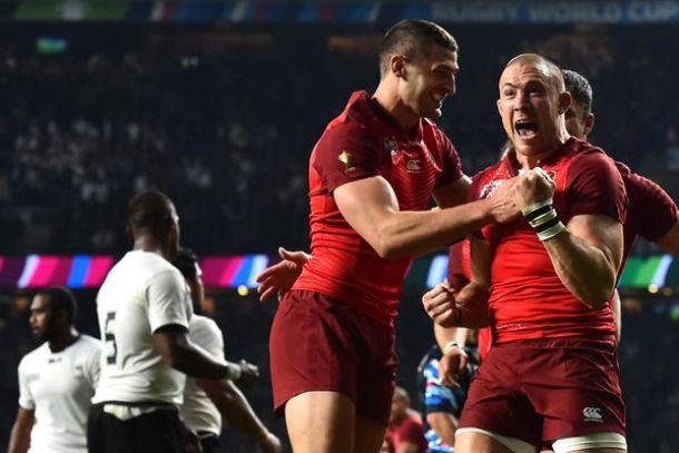 Le XV de la rose réussit son entrée en coupe du monde