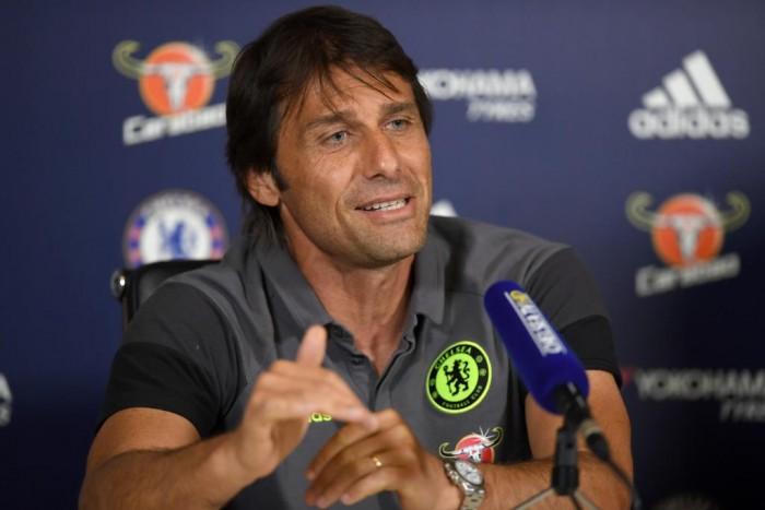 """Chelsea, Conte al debutto in Premier: """"Sarà dura ma sono eccitato"""""""