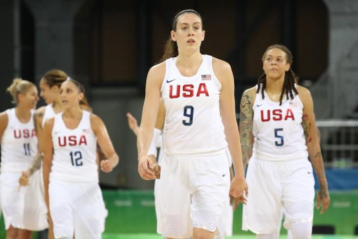 Rio 2016 - Basket femminile: il Team Usa sfida la Spagna, il Canada la Serbia