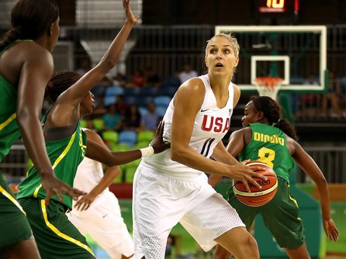 Rio 2016 - Basket femminile: Il recap della seconda giornata