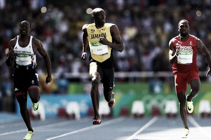 Atletismo: dia 3 nos Jogos Olímpicos