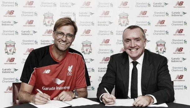 """Liverpool è già innamorata di Klopp: """"Voglio lasciare ricordi indelebili"""""""