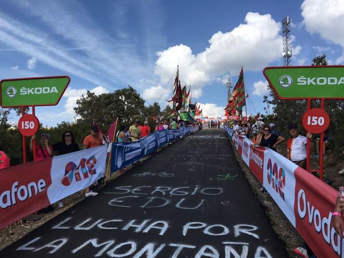 Vuelta 2016, 9° tappa: Cistierna - Oviedo. Alto del Naranco, seconda giornata in quota