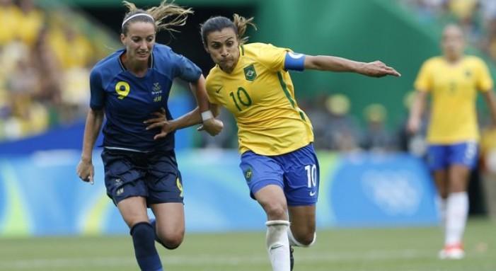 Rio 2016, la Svezia elimina il Brasile ai rigori e va in finale