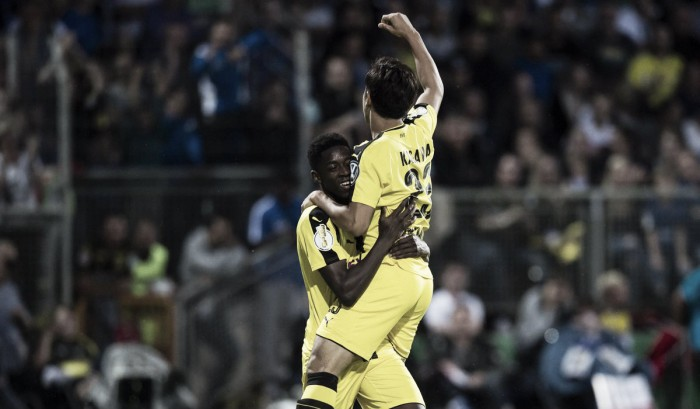 Eintracht Trier 0-3 Borussia Dortmund: Three-time winners ease through to second round