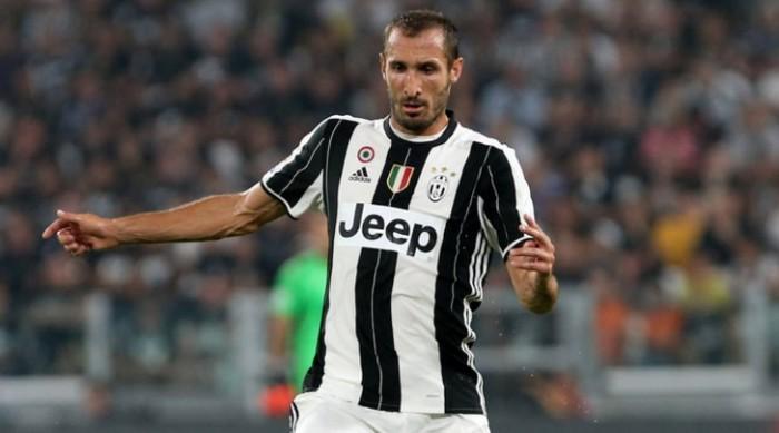 """Juventus, Chiellini avverte: """"Con la Lazio non basterà una gara sufficiente"""""""