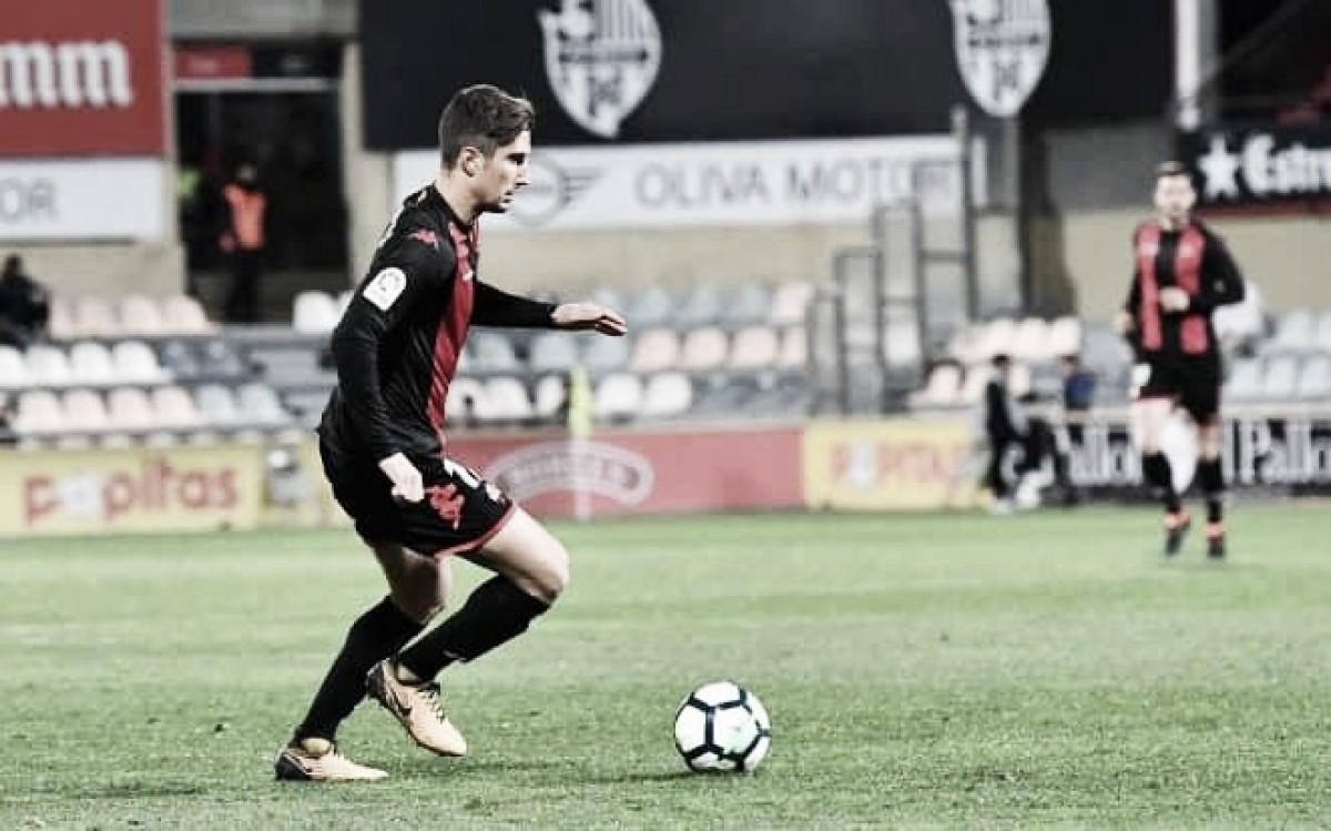 Campins dice adiós al CF Reus