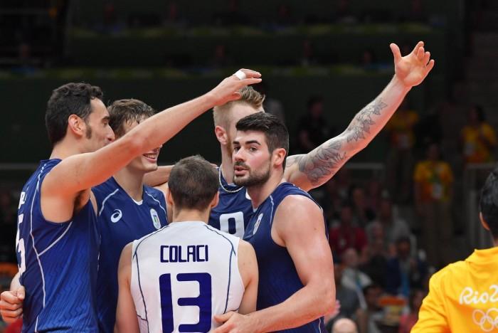 Pallavolo, Italia in finale: un'altra medaglia azzurra
