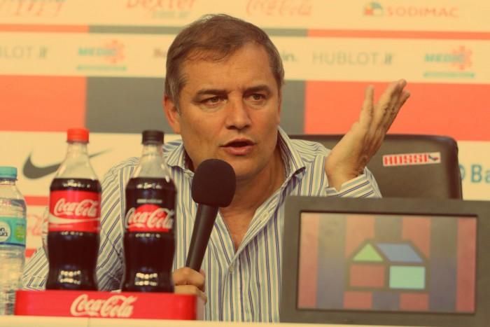 """Aguirre: """"Tenemos que mejorar"""""""
