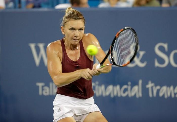 WTA Cincinnati, Halep batte Radwanska. Oggi le semifinali