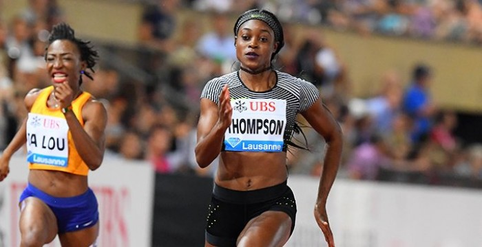 Atletica - Diamond League, Losanna: volano Martina e Thompson