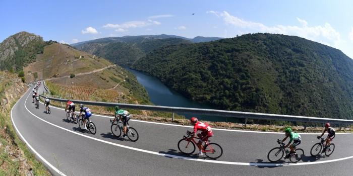 Vuelta 2016, 8° tappa: Villalpando - Alto de La Camperona. Valle de Sabero, traguardo in quota