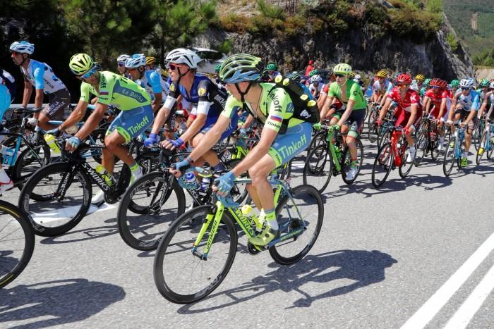 Vuelta 2016, 3° tappa: Marín -Dumbría/Mirador de Ezaro, primo arrivo in quota