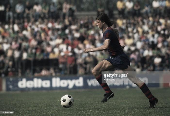 Os melhores golos de Johan Cruyff