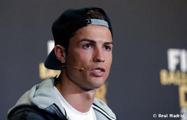 """Cristiano Ronaldo: """"El que gane el Balón de Oro será el que lo merezca"""""""